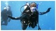 PADI Open Water for 2 students